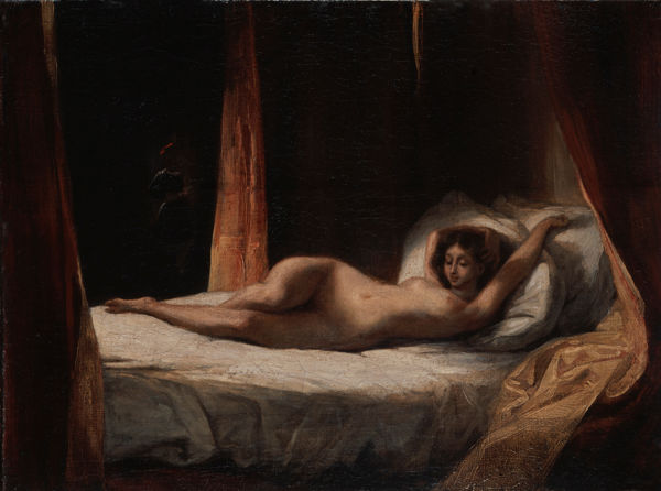 Delacroix at the Metropolitan