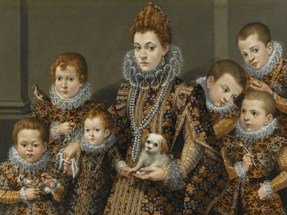 The Surprising Career of Lavinia Fontana: Painter of Popes