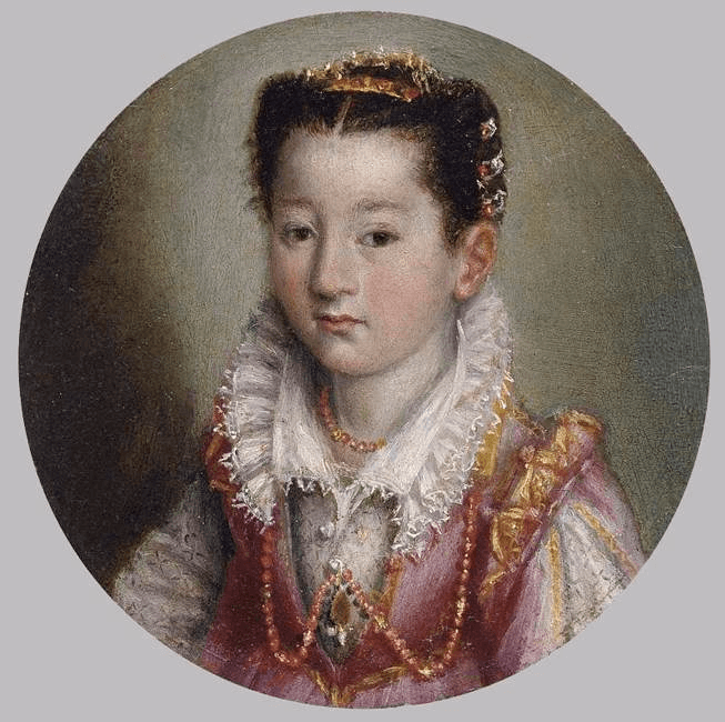 Portrait of a Girl by Lavinia Fontana