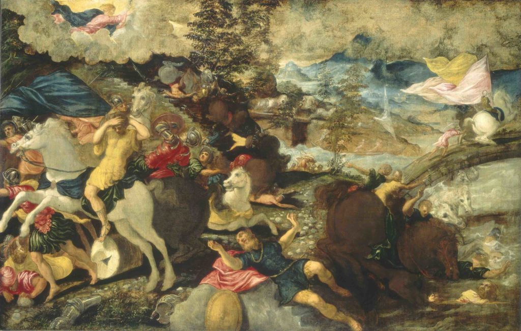 Jacopo Tintoretto 500 years