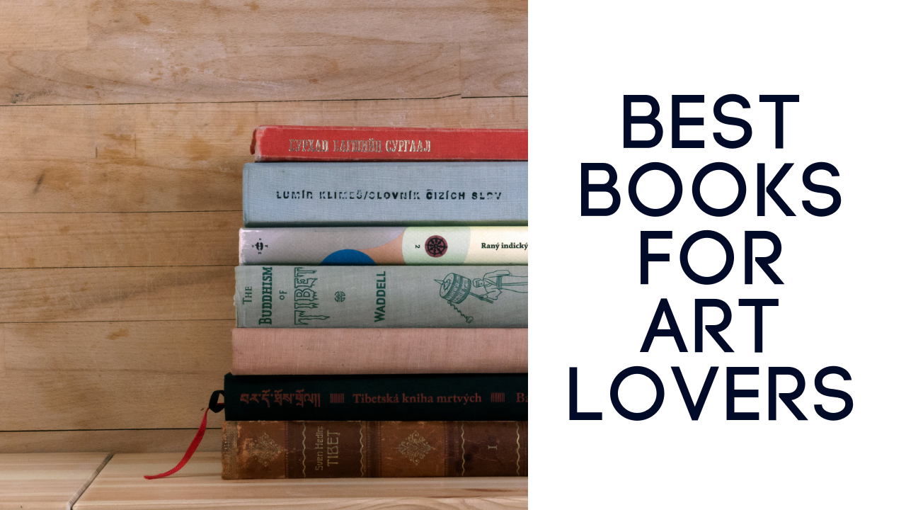 Best Books for Art Lovers