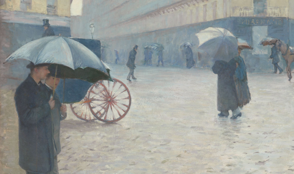 3a3f02ddc Gustave Caillebotte Paris Street Rainy Day Gustave Caillebotte, Paris Street;  Rainy Day, 1877