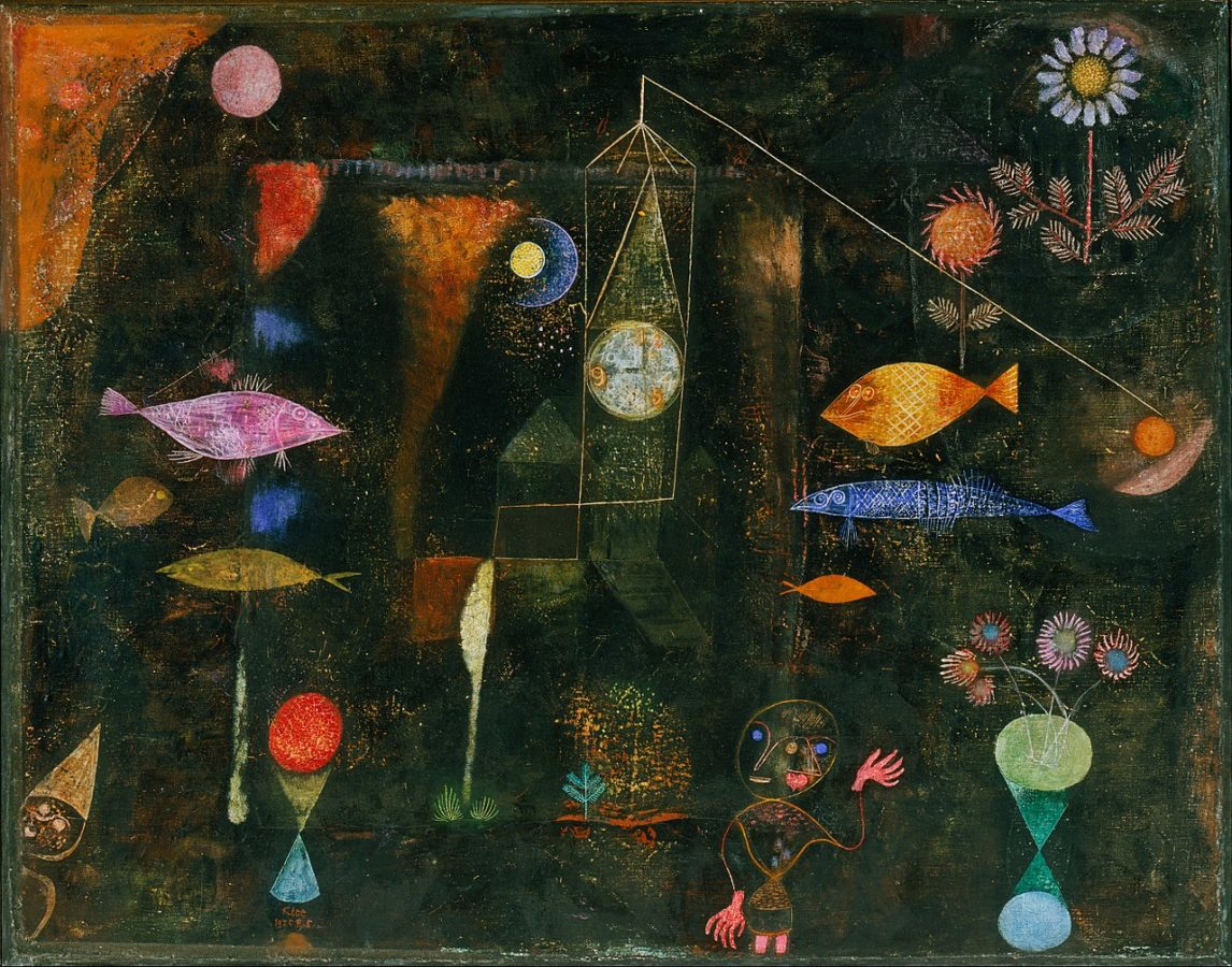 Paul Klee, Fish Magic