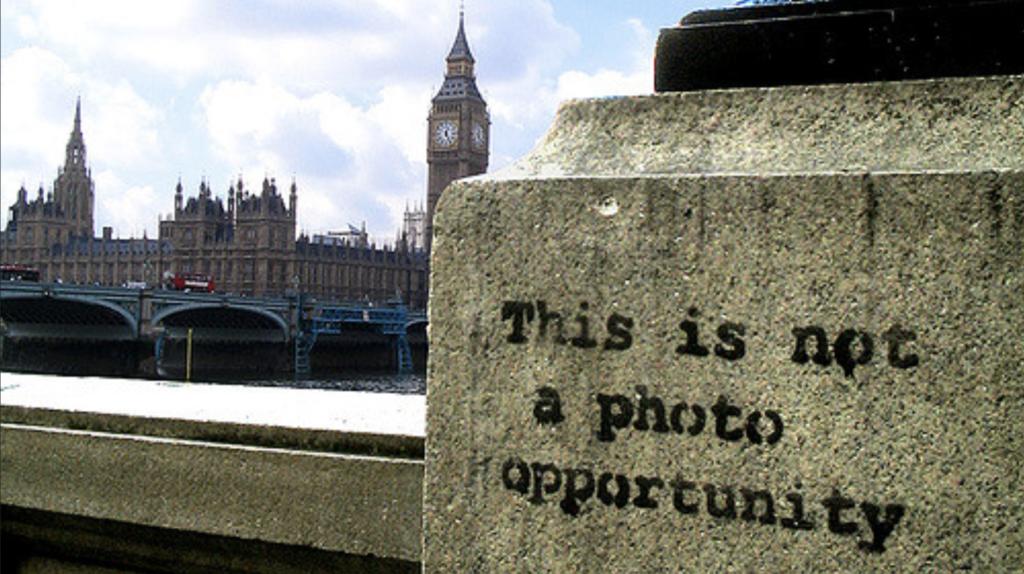 Banksy's Unauthorized Exhibition