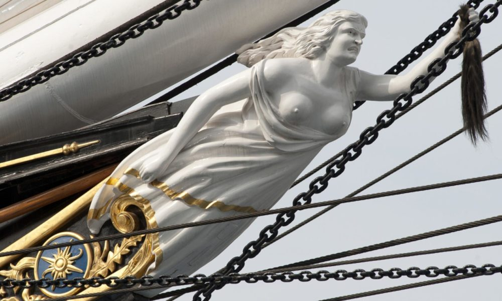 Art of Ships Figureheads