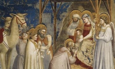 Giotto di Bondone, Adoration of the Magi