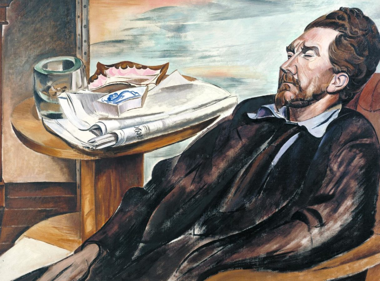 Wyndham Lewis' Portraits