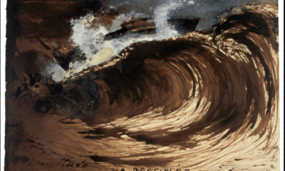 Victor Hugo's Ink Abstractions