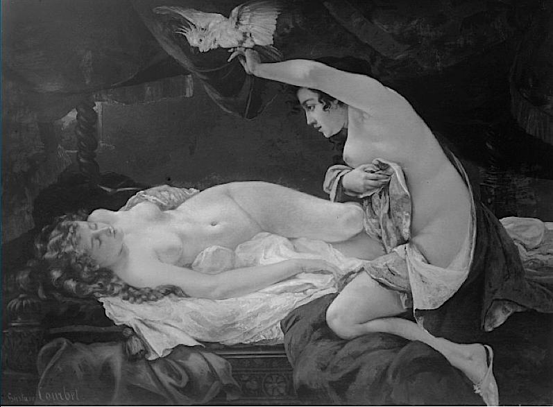 scandalous nudes