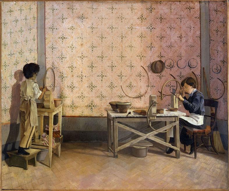 Artista Bambino at Fondazione Ragghianti in Lucca