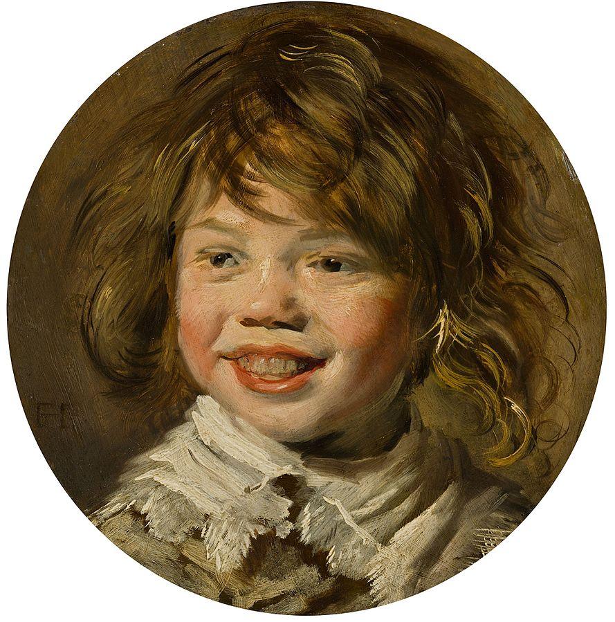Frans Hals, Laughing Boy,