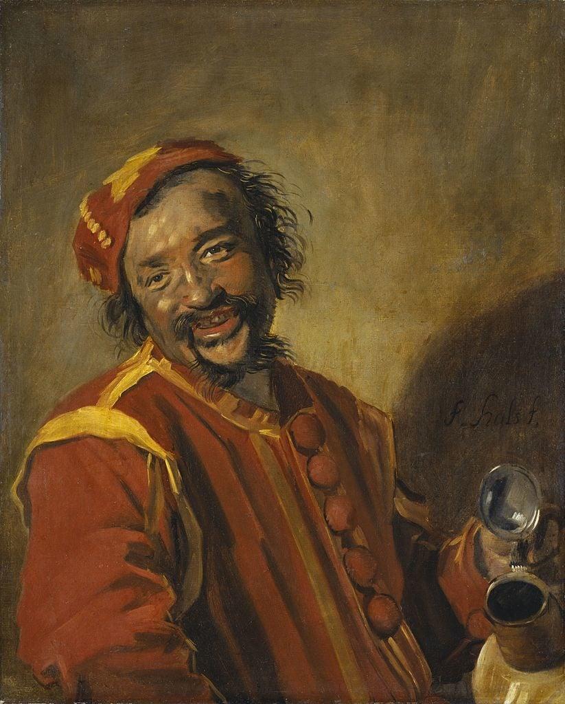 Frans Hals, Peeckelhaeringh, early 1640s