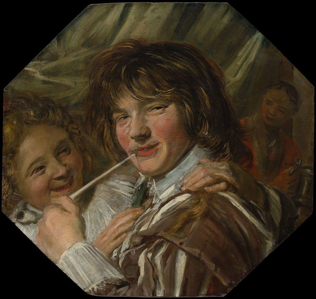 Frans Hals, The Smoker