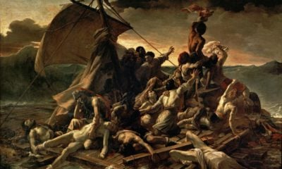 Théodore Géricault, The Raft of the Medusa
