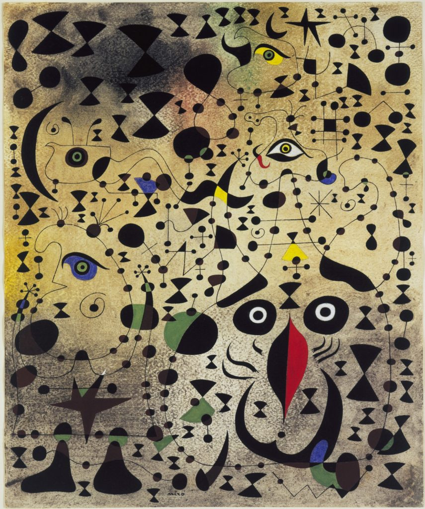 Joan Miró: Birth of the World