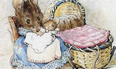 Characters of Beatrix Potter