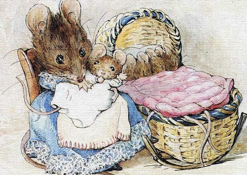 Characters of Beatrix Potter