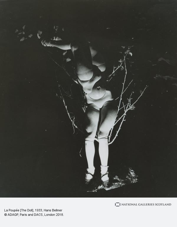 Hans Bellmer, The Doll, c.1933, National Galleries Scotland, scandalous world of hans bellmer