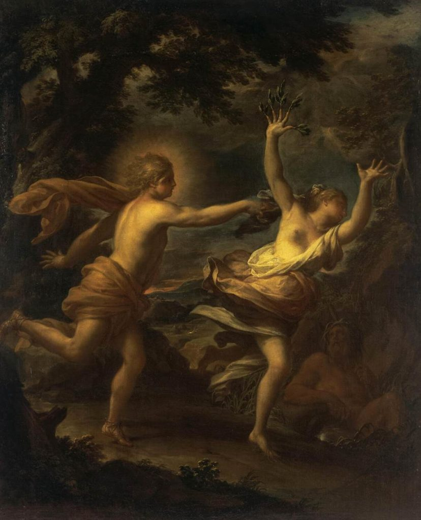 Apollo and Daphne #metoo