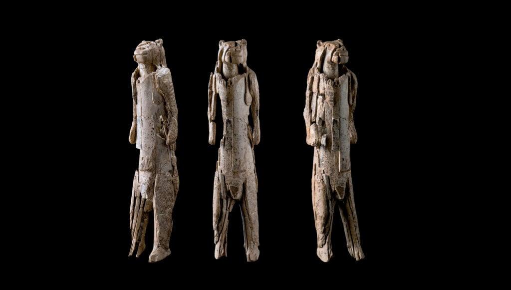 Prehistoric Sculpture