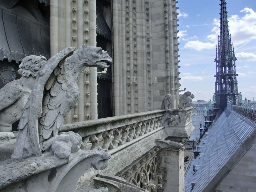 Notre-Dame de Paris April 2013
