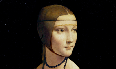 Leonardo da Vinci, The Lady with an Ermine