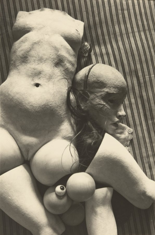 Hans Bellmer, Plate from La Poupée, 1936, MoMa, scandalous world of hans bellmer