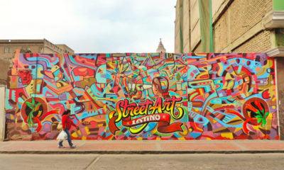 Elliot Tupac mural