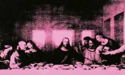 Leonardo and Warhol