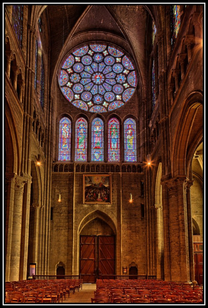 Chartres Cathédrale French churches