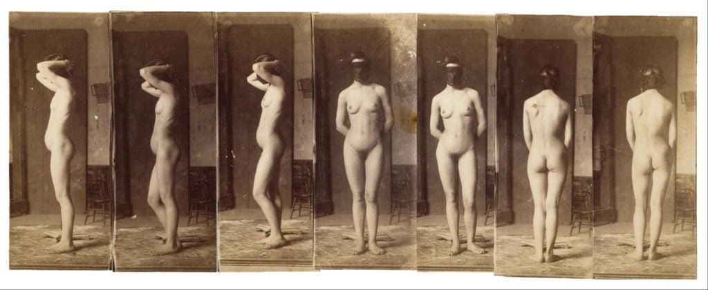 Masking and Unmasking Women