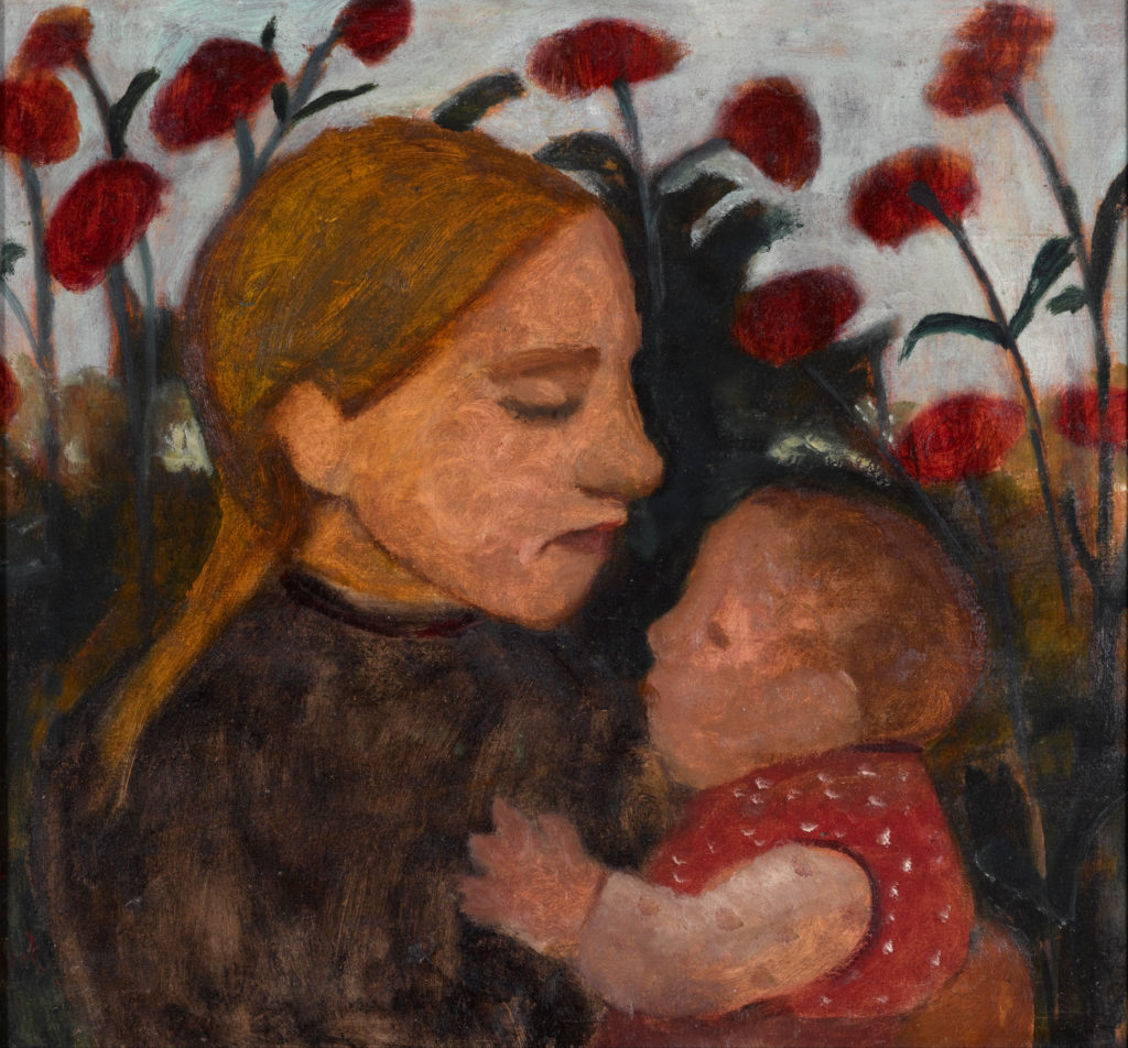 child paula modersohn becker