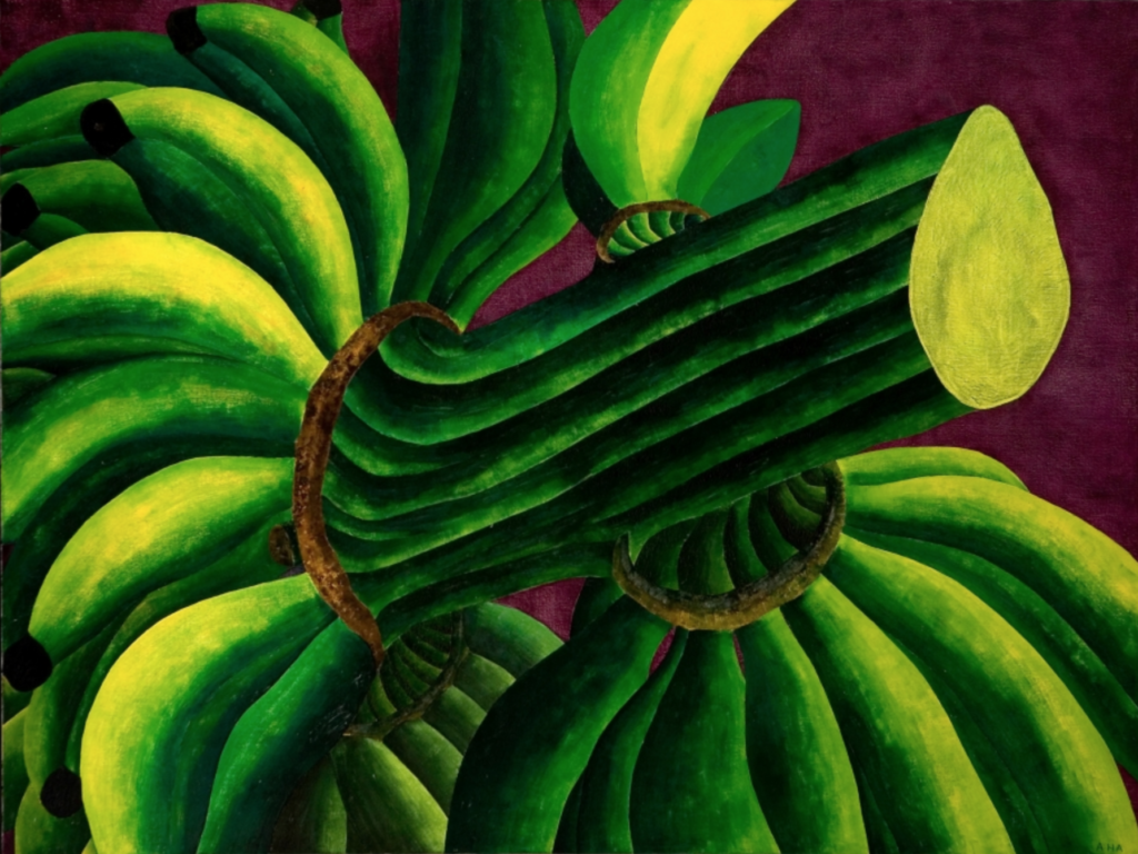 Antônio Henrique Amaral, Sequence One, 1971, Museu Nacional de Belas Artes, Rio de Janeiro; MnBA Rio de Janeiro