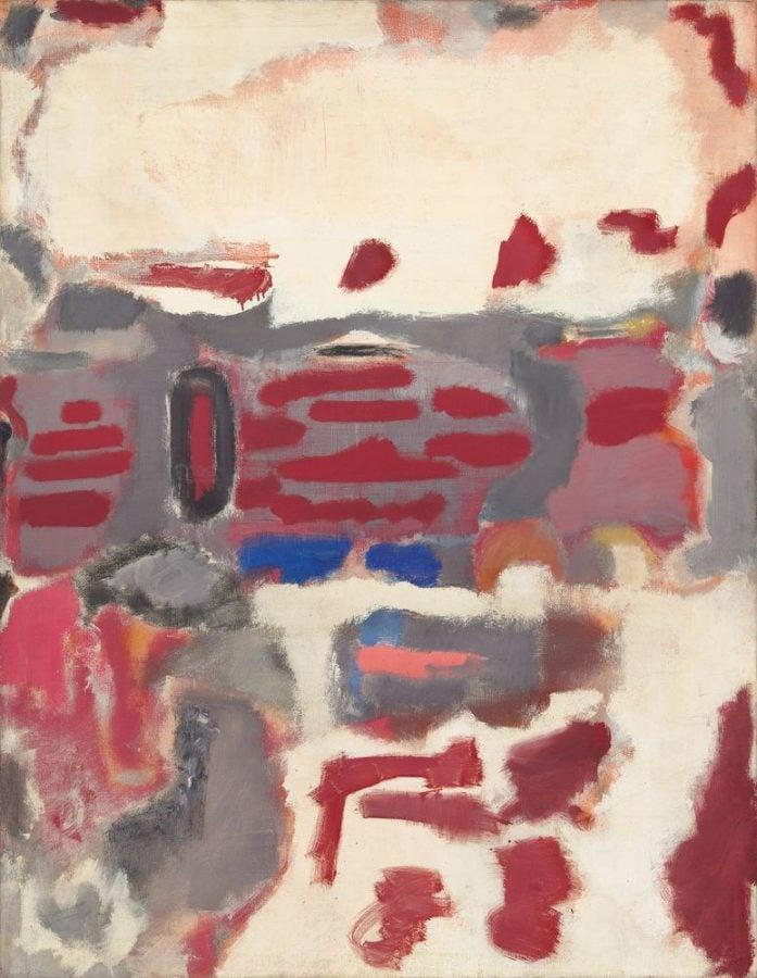 early rothko Mark Rothko, No. 2, 1947 © 1998 Kate Rothko Prizel and Christopher Rothko/Bildrecht Wien, 2019. Courtesy National Gallery of Art, Washington, D.C.