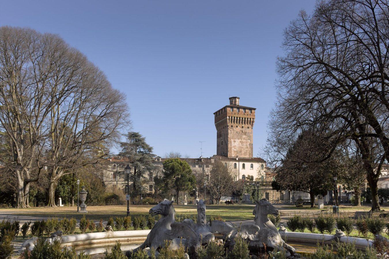 Fondazione Coppola, Vicenza; La Torre at Fondazione Coppola