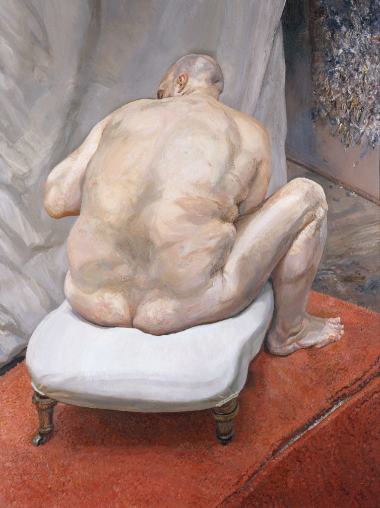 Monumental Paintings of Lucian Freud