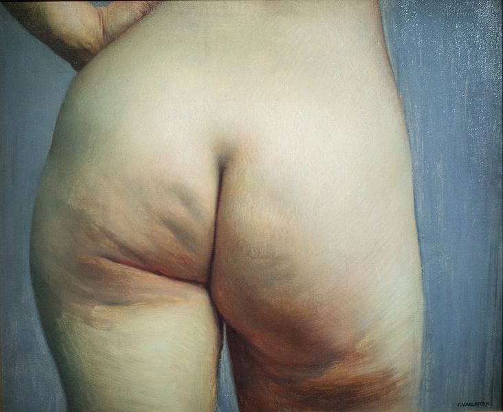 Best Bums in Art History