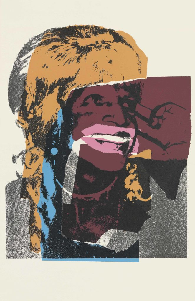 Andy Warhol's Ladies and Gentlemen