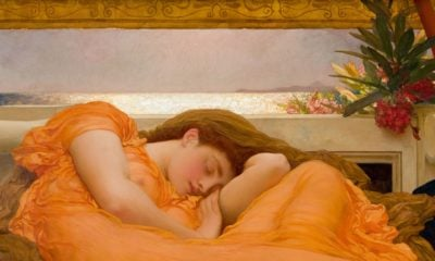 Frederic Leighton, Flaming June,1895, Museo de Arte de Ponce - Leighton House Museum
