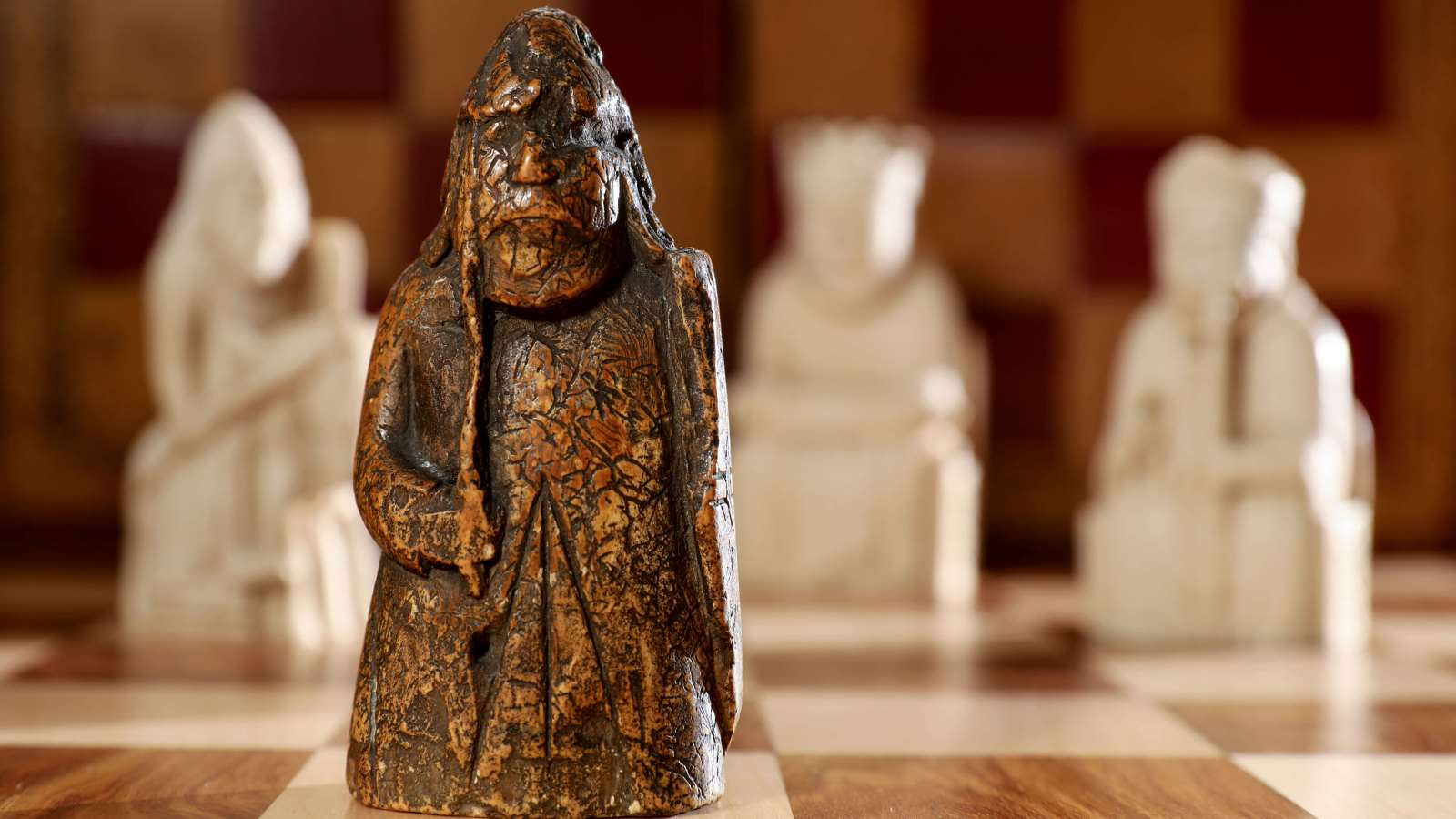Lewis Chessman Sotheby's cover