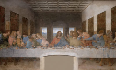 The Last Supper by Leonardo
