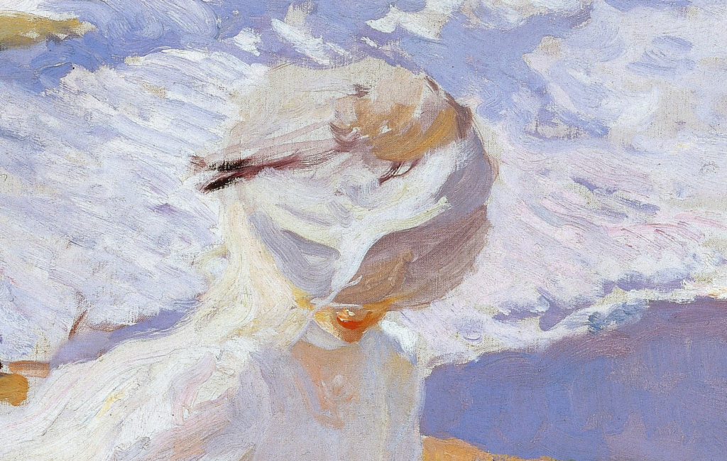 Sorolla Capturing the moment