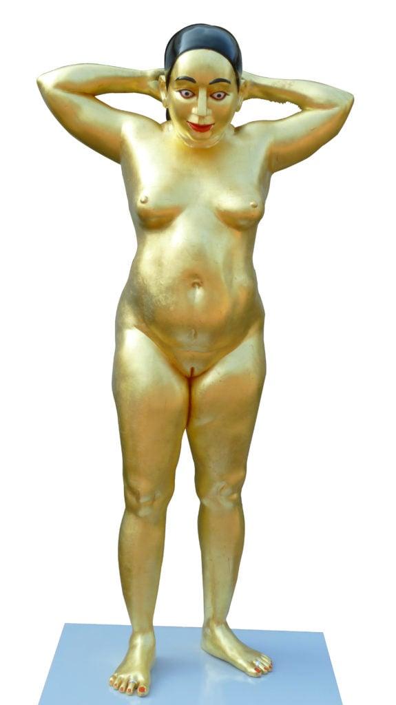 Ravinder Reddy Sculpture