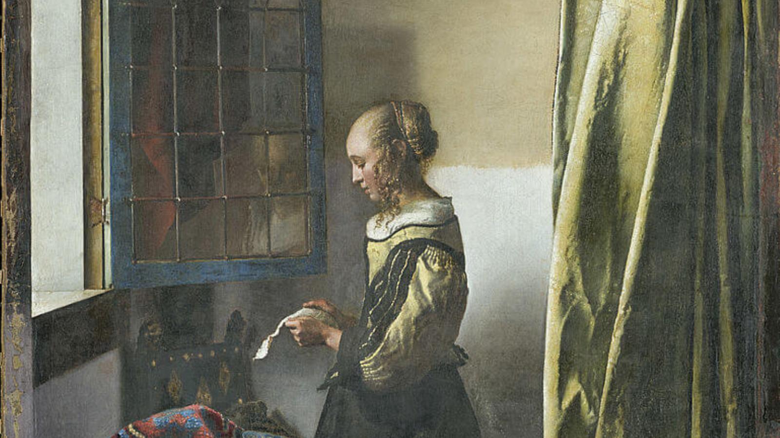 Dresden Vermeer cover