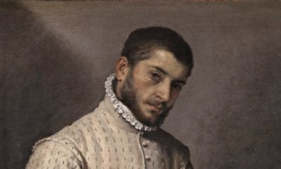 Giovanni Battista Moroni, The Tailor, 1565-1570, National Gallery, London