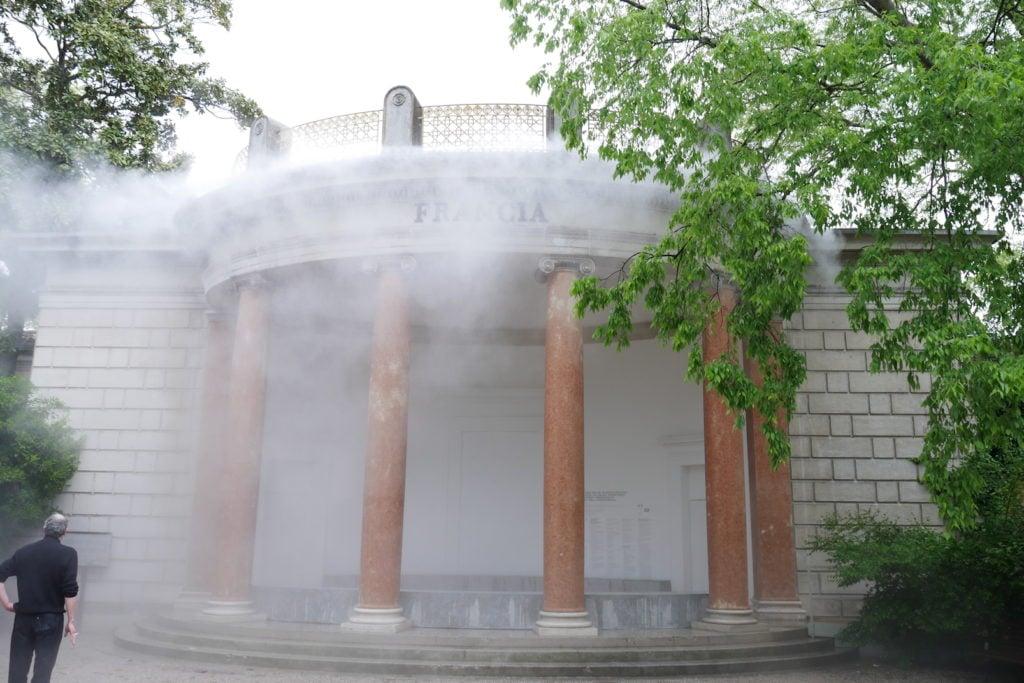 French Pavilion Venice Biennale