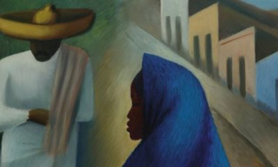 Miguel Covarrubias the Mexican street scene