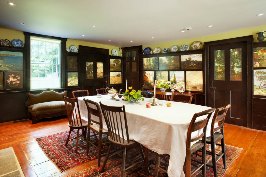Florence Griswold Dining Room Right