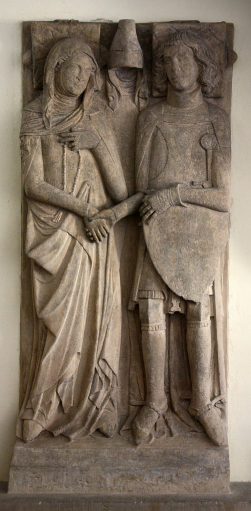 Funerary Art Medieval England