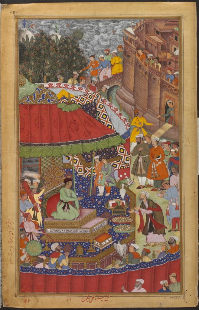 Artistic Patronage of Akbar the Great